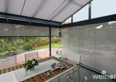 Weinor VertiTex Window Awnings