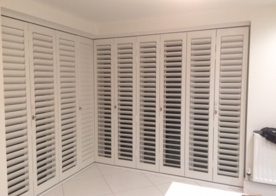 Manchester Security Plantation Shutters