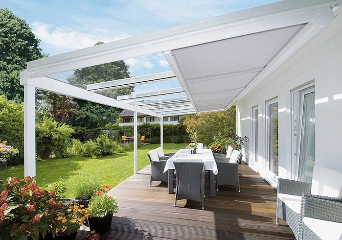 Weinor Sottezza / LED – Conservatory Awnings