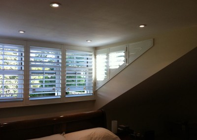 Shutters for Difficult Windows