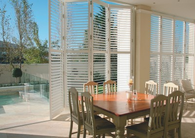Rhino Security Plantation Shutters