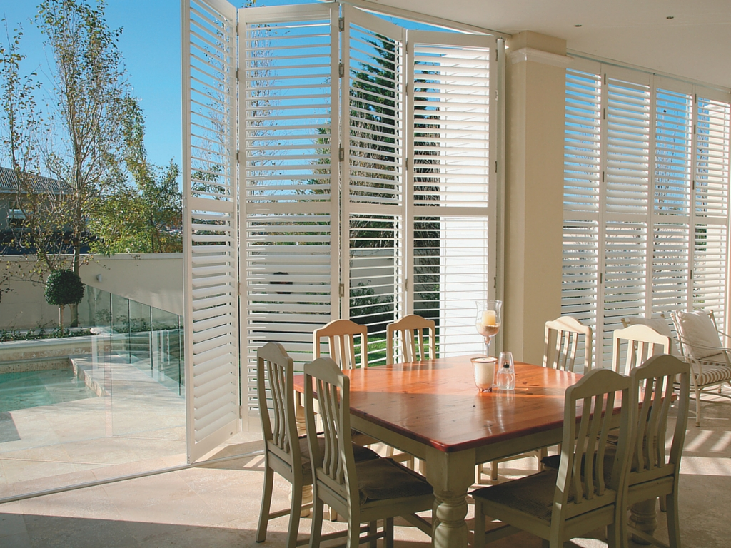 Security Plantation Shutters Rhino Security Shutters