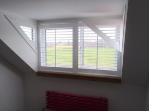 Window Shutters in Didsbury