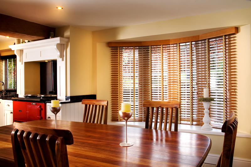 Wooden Blinds Cheshire