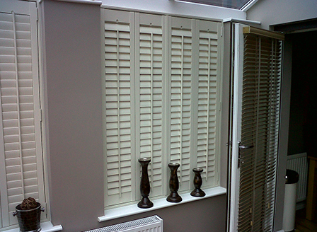 Window Plantation Shutters